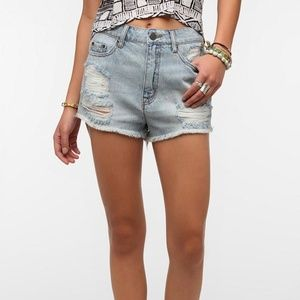 Urban Outfitters BDG Dree High-Rise Cheeky Short